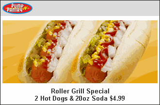 Roller Grill Special